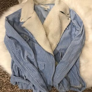 NWOT Corduroy Jacket